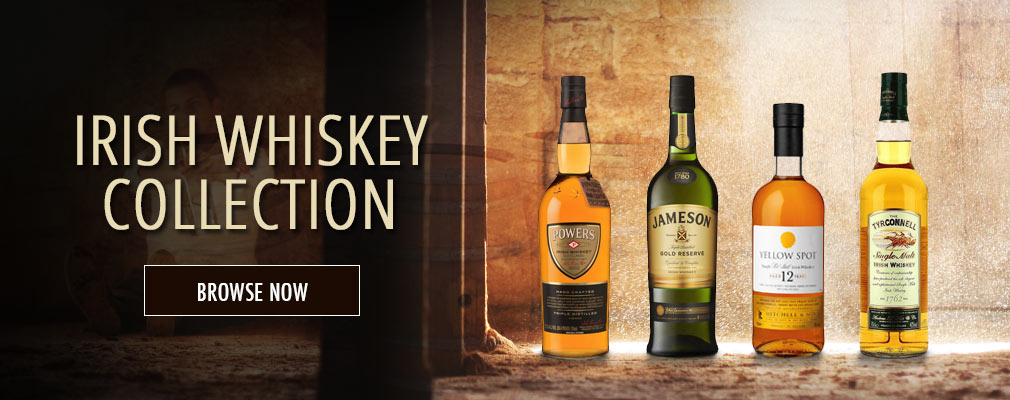Browse Irish Whiskey Collection
