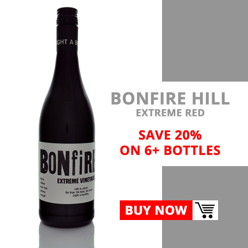 Bonfire Hill Red