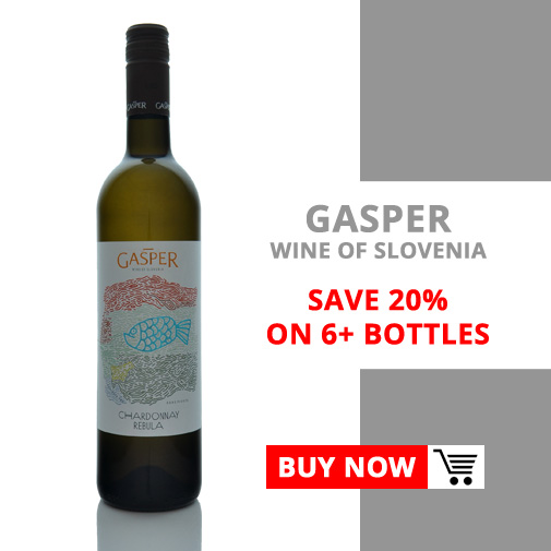 Gasper Wine of Slovenia