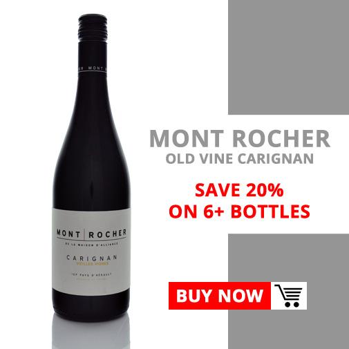 Mont Rocher Old Vine Carignan