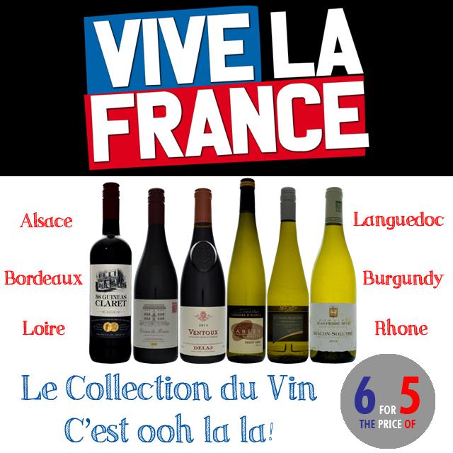 Vive la France 6 Pack