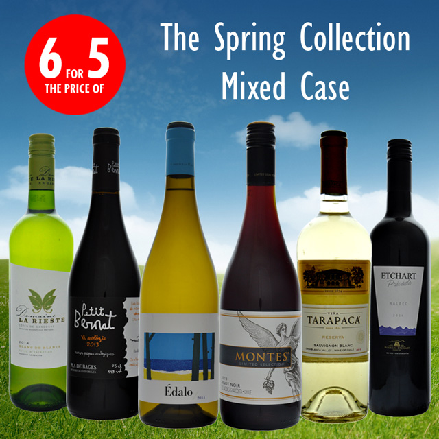 Spring Collection 6 for 5