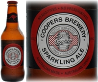 Coopers Brewery Sparkling Ale 5.8% ABV 375ml