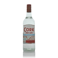 Dry Gin 70cl by Cork