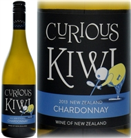 Curious Kiwi Marlborough Chardonnay 2013