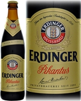 Erdinger Pikantus Dark Bock Wheat Beer 7.3% ABV 500ml