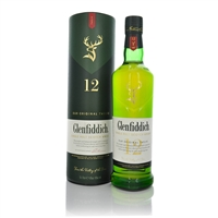 Glenfiddich 12 Year Old Speyside Single Malt