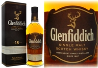 Glenfiddich 18 Year Old Ancient Reserve Speyside Single Malt 70cl