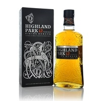 Highland Park 12 Year Old Orkney Single Malt Scotch Whisky 70cl
