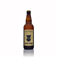 Hilden Brewing Company Belfast Blonde Ale 4.3% ABV 500ml