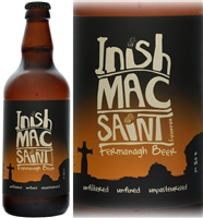 Inishmacsaint Brewery Fermanagh Beer 4.5% ABV 500ml