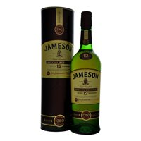 Jameson 12 year Old Blended Irish Whiskey 70cl