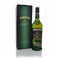 Jameson 18 Year Old Blended Irish Whiskey 70cl
