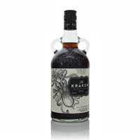 Black Spiced Rum 70cl by Kraken