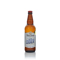 MacIvors Cider Company Medium Cider 4.5% ABV 500ml