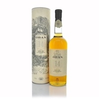 14 Year Old West Highland Single Malt Scotch Whisky 70cl by Oban