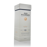 Old Pulteney 12 year Old Highland Single Malt Scotch Whisky 70cl