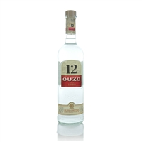 12 70cl by Ouzo