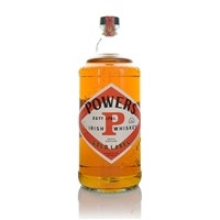 Gold Label Blended Irish Whiskey 1 litre (100CL) by Powers