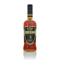 Soberano Solera Reserva 5 year old Spanish Brandy 70cl