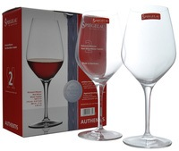Spiegelau Red Wine Glass Twin Pack