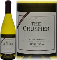 The Crusher Wilson Vineyard Chardonnay Clarksburg 2011