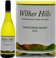 Wither Hills Marlborough Sauvignon Blanc 2014