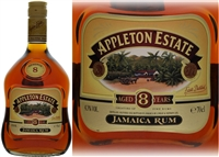 Appleton Estate  8 Year Old Jamaican Rum 70cl