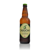 Armagh Cider Co Carsons Crisp 4.5% 500ml