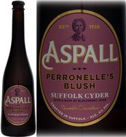 Aspall Perronelles Blush Suffolk Cyder 5.4% ABV 500ml