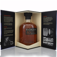 Balblair 1983 Vintage 1st Release Highland Single Malt Scotch 70cl