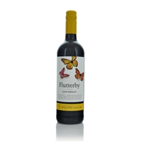 Flutterby Merlot 2018 by Boland Cellar