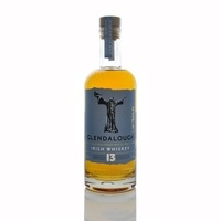 Glendalough 13 Year Old Single Malt Irish Whiskey 700ml