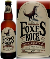 Station Works Brewery The Foxes Rock Irish Pale Ale 500ml