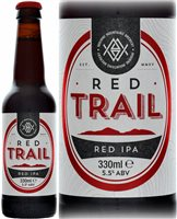 Mourne Mountains Brewery Red Trail Red IPA 330ml