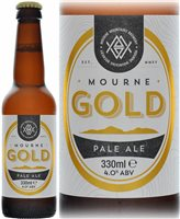 Mourne Mountains Brewery Mourne Gold Pale Ale 330ml