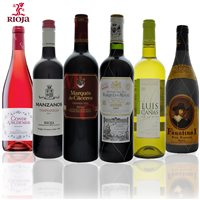 Hand Picked Rioja Taster Mixed Case