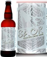 9 White Deer Brewery Saor Gluten Free Beer 500ml