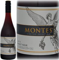 Montes Limited Selection Pinot Noir 2013