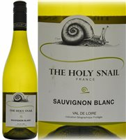 Joel Delaunay The Holy Snail Touraine Sauvignon Blanc 2015