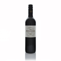 Majella Estate Coonawarra The Musician Cabernet Shiraz 2015