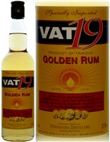 Vat 19 Golden Rum 500ml