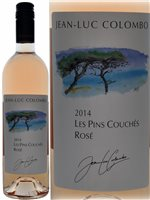 Jean-Luc Colombo Les Pins Couches Rose 2014