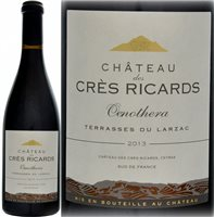 Chateau Des Cres Ricards Oenothera 2013