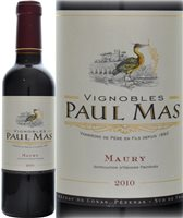 Paul Mas Vignobles Maury 2010 375 ml