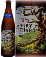 Angry Orchard Hard Cider 5% ABV 500ml