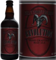 Kellys Mountain Brew Revolution Irish Crafted Red Ale