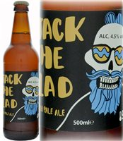 Reel Deel Brewery Jack the Lad Irish Pale Ale