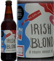 Reel Deel Brewery Irish Blond Amber Ale