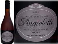Angioletti Rose With Blueberry